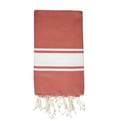 Sahara - terracotta red