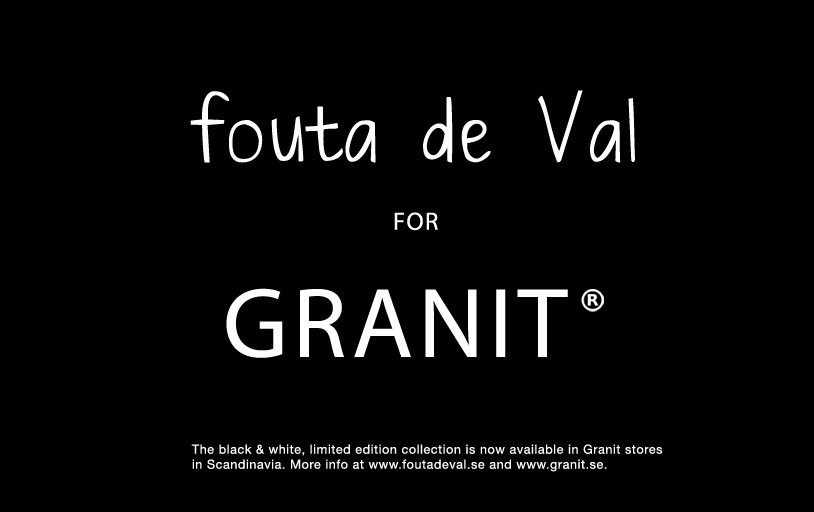 Fouta de Val for Granit